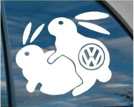 VW Konijn