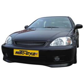 Sport Grills passend voor Honda Civic 1996-1999 'Type-R Look'