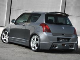 """Rear Bumper Suzuki Swift II """"KARANG"""" iBherdesign"""