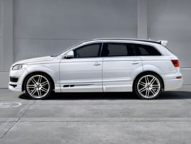 Set Side Skirts Audi Q7 « CZAR » iBherdesign