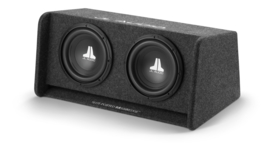JL Audio CP210-W0v3 Enclosed Subwoofersysteem