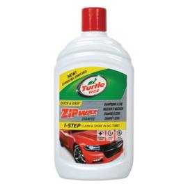Turtle Wax 52883 Zip Wax Shampoo 500ml