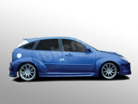 Side Skirts Ford Focus I ''ZION WIDE'' iBherdesign