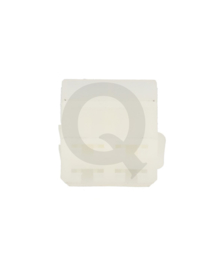 Multiconnector 4 pin female 6,3 mm