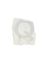 Multiconnector 2 pin female 6,3 mm T-shape
