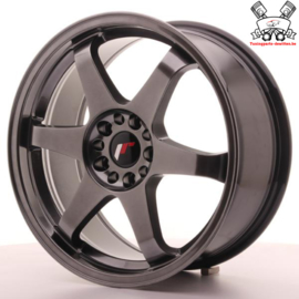 JR-Wheels JR3 Dark Hyper Black 18 Inch 8J ET40 5x112/114.3