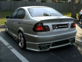 "Rear Bumper BMW E46 ""TARCHON"" iBherdesign"