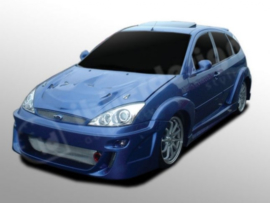"Kit Aerodinâmico Ford Focus I 5p ""ZION WIDE"" iBherdesign"
