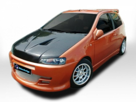 "Body Kit Fiat Punto II 3dr ""VIPER"" iBherdesign"