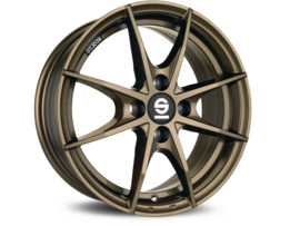 Sparco Trofeo 4 Wheels Gloss Bronze