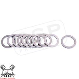 Aluminium o-ring