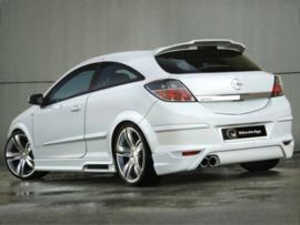 "Rear Bumper Spoiler Opel Astra GTC ""MAXIS"" iBherdesign"