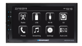 "Blaupunkt Amsterdam 290 BT - Bluetooth - 6.75"" Touch Display"