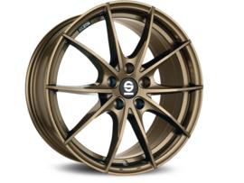 Sparco Trofeo 5 Wheels Gloss Bronze