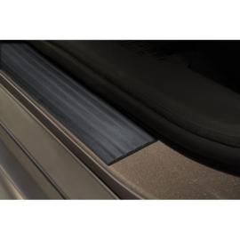 Universele Rubber instaplijsten (4-delig) 2x 95x4cm & 2x 50x4cm