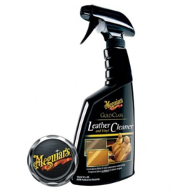Meguiars Gold Class Leather & Vinyl Cleaner Spray 473ml