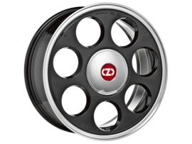OZ-Racing Anniversary 45 Wheels Black Machined