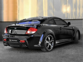 "Rear Wheel Arches Hyundai Coupe ""OUTLAW WIDE"" iBherdesign"