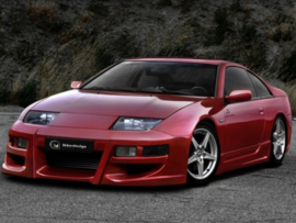 "Side Skirts Nissan 300ZX ""VAPOR"" iBherdesign"