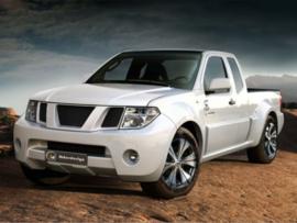 "Front Bumper Nissan Navara D40 ""TANGIER WIDE"" iBherdesign"