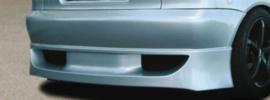 Rear Bumper Audi A3 « SIRUS » iBherdesign