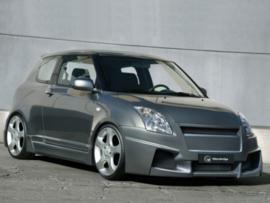 """Body Kit Suzuki Swift II """"KARANG"""" iBherdesign"""