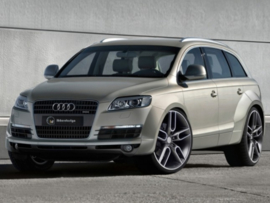 Body Kit Audi Q7 « KAISER » Wide Arch iBherdesign