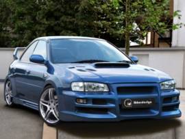 "Body Kit Subaru Impreza ""MAZTHER WIDE"" iBherdesign"