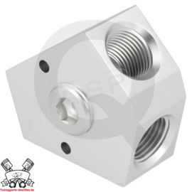 Aluminium Y-stukken
