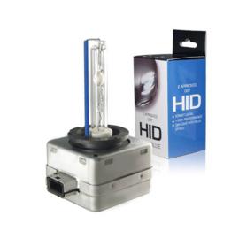 HID-Xenon lamp D3S 5000K + E-Keur, 1 stuk
