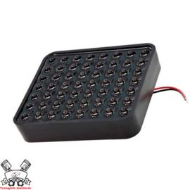 FIA Led light, Vierkant