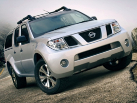 "Body Kit Nissan Navara D40 DC ""TANGIER WIDE"" iBherdesign"
