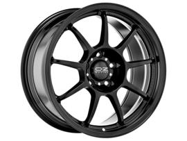 OZ-Racing Alleggerita HLT Wheels Black