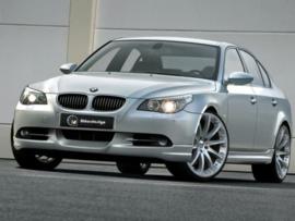 "Front Bumper Spoiler BMW E60 ""RAVEN"" iBherdesign"