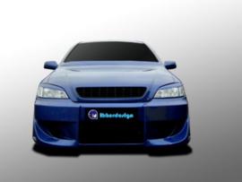 "Front Bumper Opel Astra G ""SAMURAI"" iBherdesign"