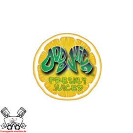 Dodo Juice - 'Freshly Juiced' sticker - lemon