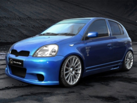 "Body Kit Toyota Yaris I ""K-19"" iBherdesign"