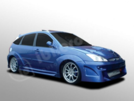 Front Wheel Arches Ford Focus I ''ZION WIDE'' iBherdesign