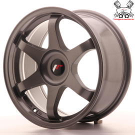 JR-Wheels JR3 Gun Metal 17 Inch 8J ET35 Blank