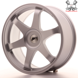 JR-Wheels JR3 Flat Silver 19 Inch 8.5J ET20-40 Blank