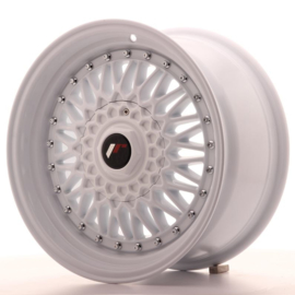 JR-Wheels JR9 Wheels White 16 Inch 8J ET25 4x100/108 Full White