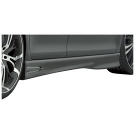 Sideskirts passend voor Volkswagen Scirocco 2008- 'GT4' (ABS)