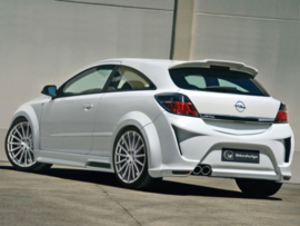 "Rear Wheel Arches Opel Astra GTC ""VIRUSS WIDE"" iBherdesign"