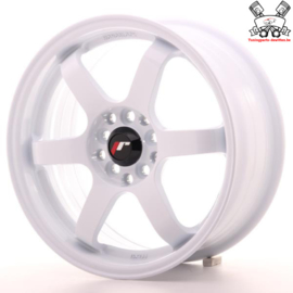JR-Wheels JR3 White 16 Inch 7J ET40 4x100/114.3