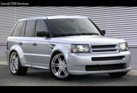 "Front Bumper Range Rover Sport ""CRUSADER"" iBherdesing"
