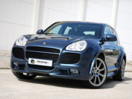"Body Kit Porsche Cayenne ""VENTUS WIDE"" iBherdesign"