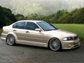 "Side Skirts BMW E46 ""COSMIC"" iBherdesign"