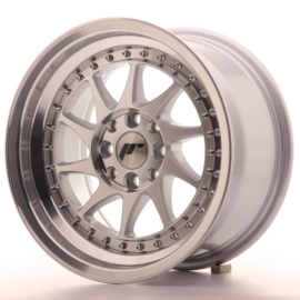 JR-Wheels JR26 Silver Machined