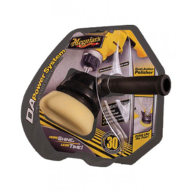 Meguiars Dual Action Power System Tool incl. 1 Pad