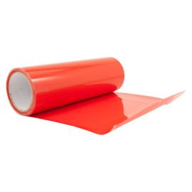 Koplamp-/achterlicht folie - Rood - 100x30 cm
